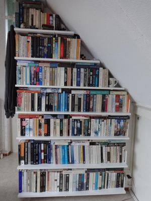 My books...