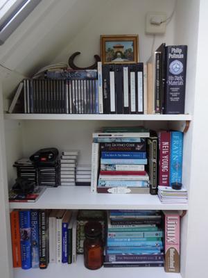 Even more books...