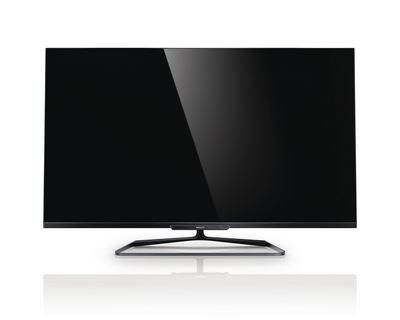 Philips 6100-serie Ultraslanke 3D Smart LED-TV